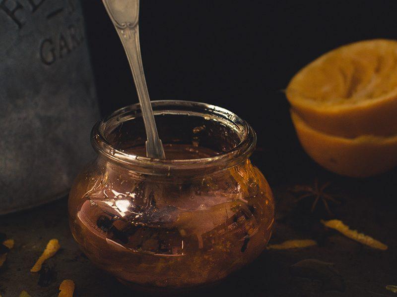 Dulceață de portocale